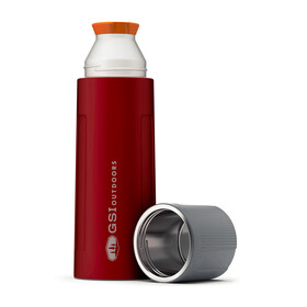 GSI Glacier Stainless Vacuum Bottle 1000ml red